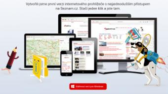 Lupa.cz: Prohlížeč Seznamu bude open source