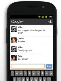 Google Pokec funguje i na mobilu