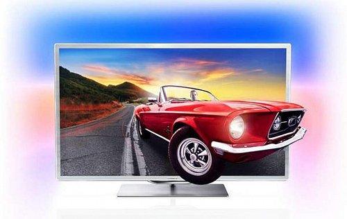 Elegantnímu designu se nedá upřít střízlivost. Zvláště když si dálkový ovladač s televizorem nijak nezadá.