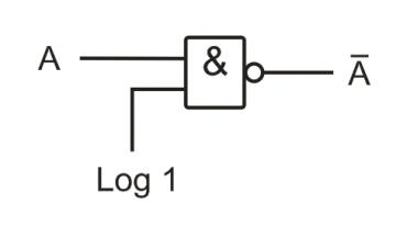 Rozšíření počtu vstupů portu - schéma 3