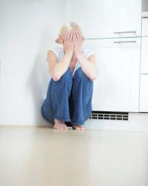 deprese, smutek, psychóza, žena, laktační