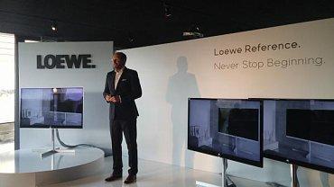 Martin Cakl, ředitel firmy Basys, která je jediným oficiálním dovozcem Loewe do České republiky.