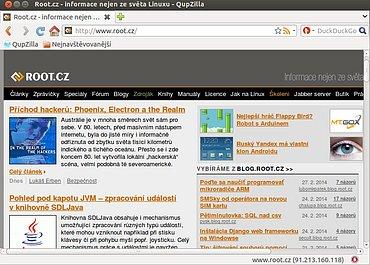 Softwarová sklizeň (5.3.2014) - obrázky k článku.