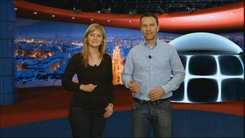 Zkušební vysílání televize Polar v únoru 2012. (Zdroj: Facebook TV Polar)