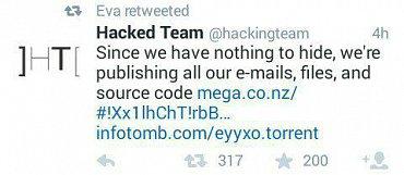 Hacknutý Twitter sloužil hackerům mnoho hodin