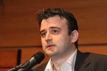 Ján Simkanič, výkonný ředitel Internet Info a předseda Výkonné rady SPIR