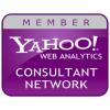 Yahoo! Web Analytics Consultant Network
