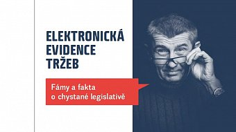 Podnikatel.cz: Babišova brožura o EET. To má být vtip?