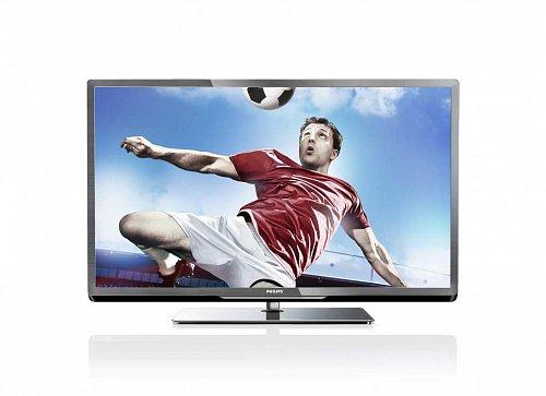 Televizor na pohled vypadá velice dobře. Stříbrný rámeček kolem obrazovky je pochopitelně plastový a nikoli hliníkový. Nejlepší částí je však vysloveně exkluzivní podstavec, jako vystřižený z pomalu nejvyšší třídy (podívejte se ještě na pohled z boku).
