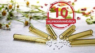 120na80.cz: 10nejprodávanějších homeopatik