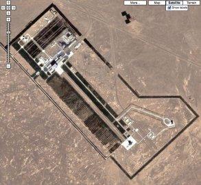 Čínský kosmodrom v Jiuquanu je na Google Maps dobře vidět. Nyní bude mít Čína možnost na svém území významně omezit, co budou její obyvatelé (a návštěvníci) na Google Maps vidět.