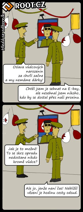 Komiks: hledá se odborník