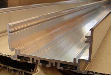 Ledeos Linear – detail hliníkového profilu.