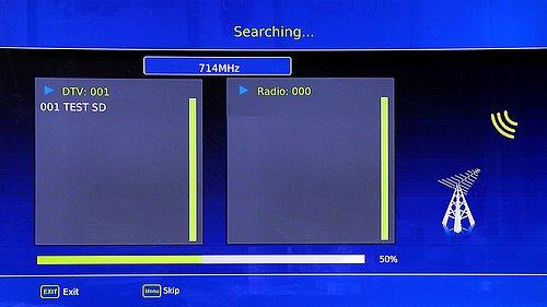 Aktuální obsazení Regionální sítě 8 Českých Radiokomunikací