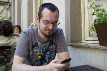 Jaroslav Faltus, game designer a mluvčí projektu Mageo