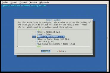 OpenWRT - config - metarouter