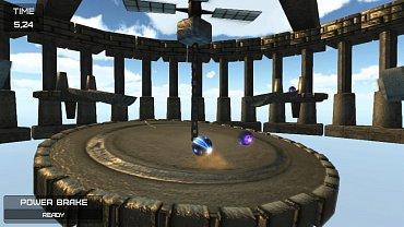 Spectraball - obrázky ze hry