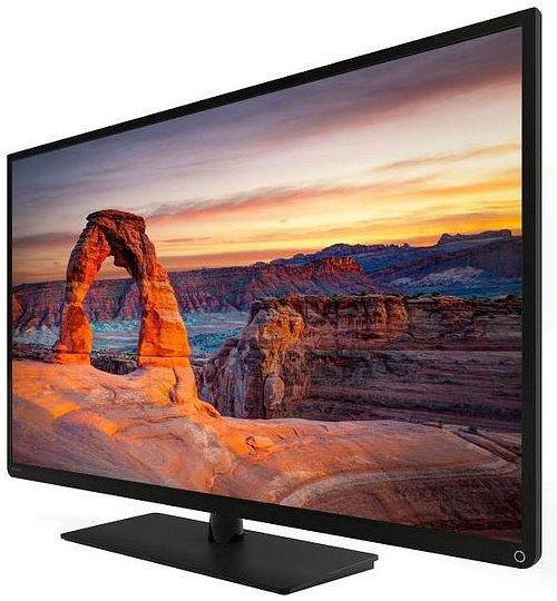 Toshiba 50L2333 je úctyhodný televizor, který ve 127 centimetrech úhlopříčky nabídne solidní obraz i resamplování. Smířit se musíte především s neotočným podstavcem a absencí nahrávání.
