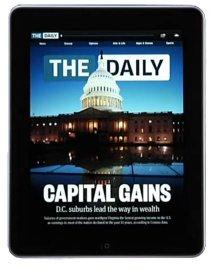 Magazín The Daily Ruperta Murdocha je tabloidem pro iPad