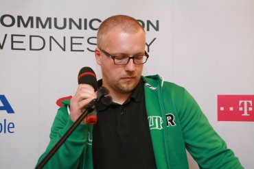 Martin Adámek naprogramoval Karla Gotta mezi aplikacemi v Android Marketu.