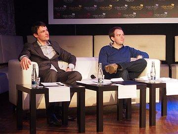 Jakub Mahdal a Pavel Krátký, hlavní technolog Safetiky