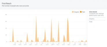 Neziskovky? To Facebook nezajímá. Třináct tisíc fanoušků a jak to vypadá s dosahem.