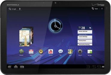 Motorola Xoom bude zřejmě první tablet vybavený Androidem 3.0 nazývaným Honeycomb