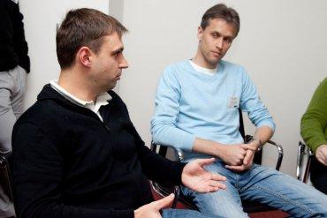Tomáš Matějček a Tomáš Krause