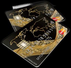 Předplacená karta MyUnicard od společnosti mobile2card a.s.