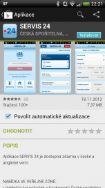 S24 pro OS Android 1
