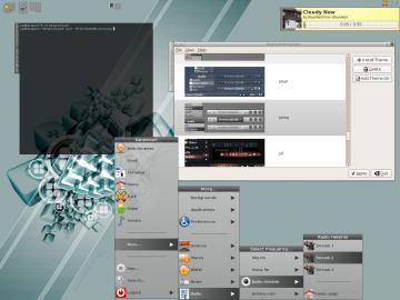 Vyšel nový Fluxbox 1.3