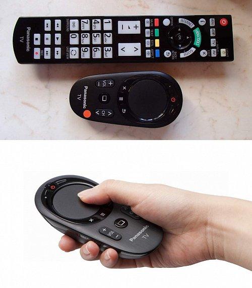 Klasika a nový styl. Pro běžné ovládání televizoru mi přijde lepší klasika, ale já jsem – na léty prověřené věci – poměrně konzervativní, pro web je určitě lepší Touch Remote Controller. Připojit ovšem můžete i nějakou tu klávesnici či myš…