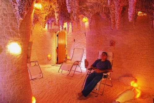 Solná jeskyně kolín