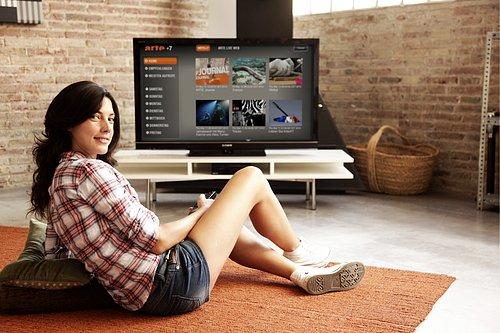 Technologii HbbTV podporuje i francouzsko-německá stanice Arte