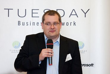 Business Tuesday open source