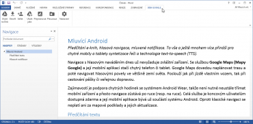 Plug-in úložiště Google Drive