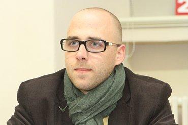 Pavel Koutský - zakladatel nakladatelství Freetim(e)publishing, které vydává knihy výhradně elektronicky