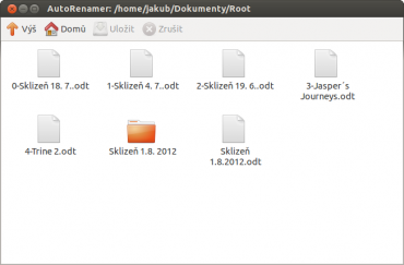 Softwarová sklizeň (1. 8. 2012) - obrázky softwaru