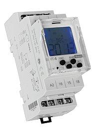 Spínací hodiny SHT-6 s průhledným krytem dovolí zjistit i skutečnou provozní dobu napojeného zařízení.