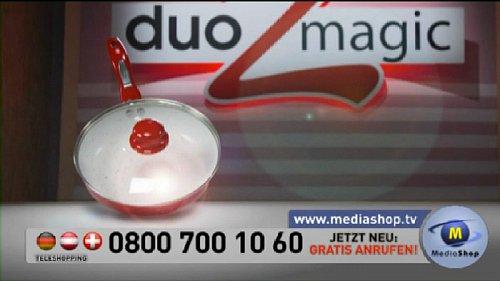 Ukázka z vysílání stanice Aristo TV