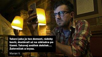 Lupa.cz: Postřílet, utopit, zakopat. Online diskuse jsou stoka