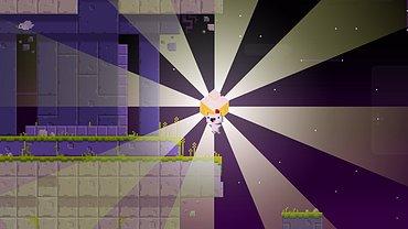 FEZ - obrázky ze hry.