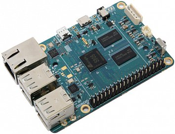 Vypadá to jako Raspberry Pi, ale je to Odroid. Výrazně výkonnější: čtyřjádro na 1,5 GHz.