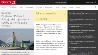 Lupa.cz: Slovenská vláda bojkotuje Denník N