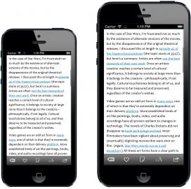Porovnání iPhone5 spředpokládaným iPhonePlus