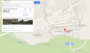 Nehledejte v Mapách Google samé kokoty. On má Google s těmi mapami opravdu docela problém.