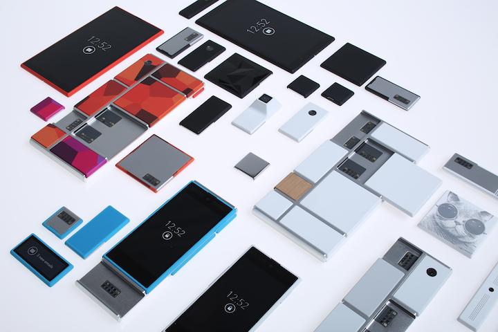 Motorola Ara: designový koncept