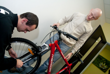 Cyklosoutěž 2009 - vyhlášení