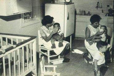 Společná výchova dětí v kibucu