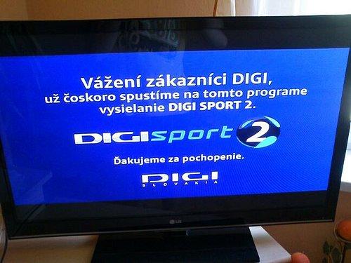 Obrazová informace, která se objevila na někdejší programové pozici po hudební stanici Óčko